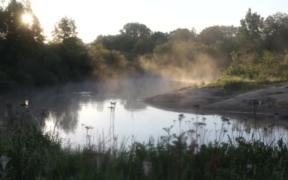 nastrahy do studene vody_podzimni rano