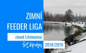 Jihočeská zimní feeder liga 2018/2019 - druhý závod